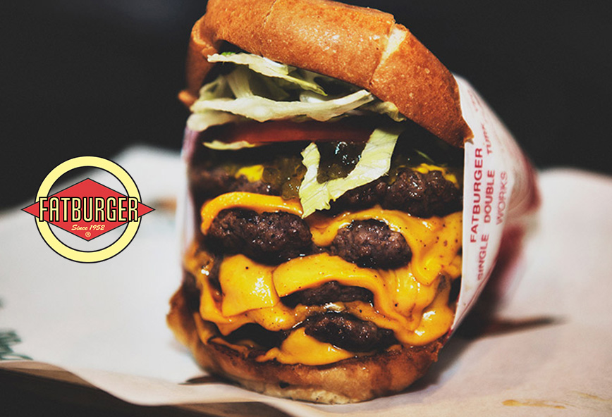 WELCOME TO THE FAMILY FATBURGER UK